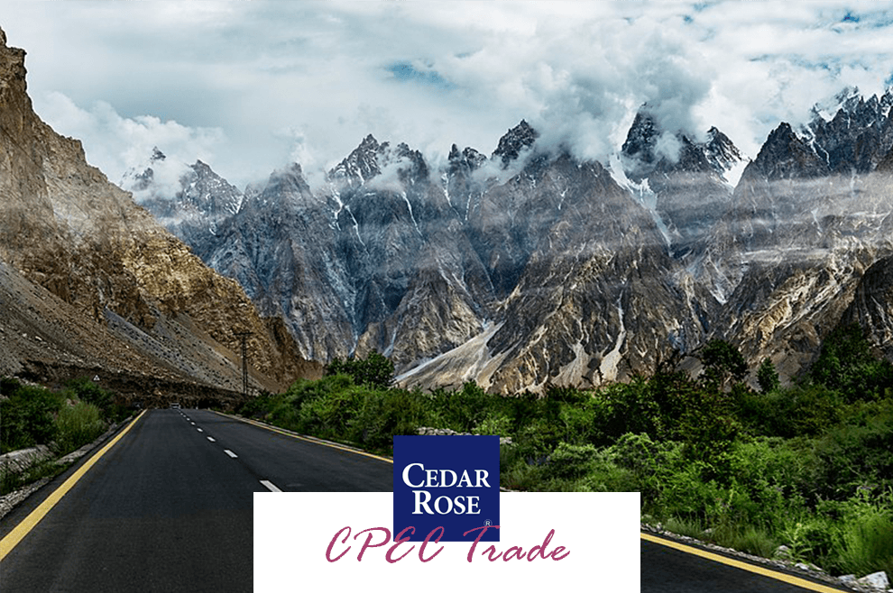 How will CPEC affect trade relations between China and the Middle East?