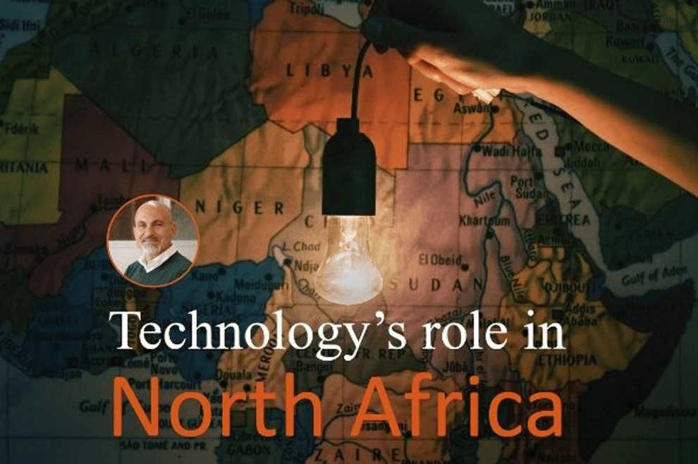 North Africa is Undergoing Dramatic Social, Technological and Economic Changes