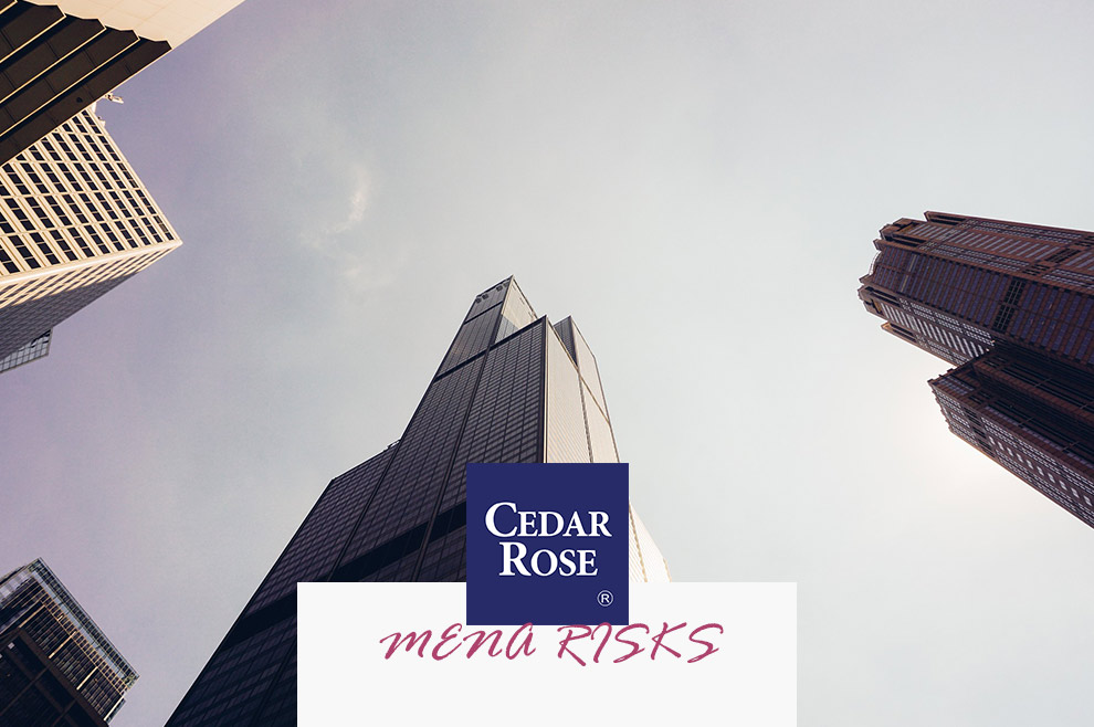 Mitigating Risks in MENA - With Cedar Rose
