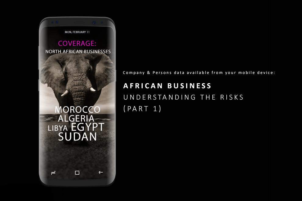 African Business - Understanding the Risks (Part 1)